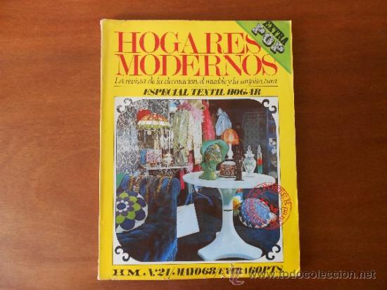 Revista Hogares Modernos